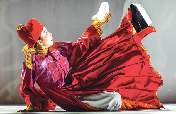 The Handan Dream: Bringing a classic Chinese play to the Hackney Empire