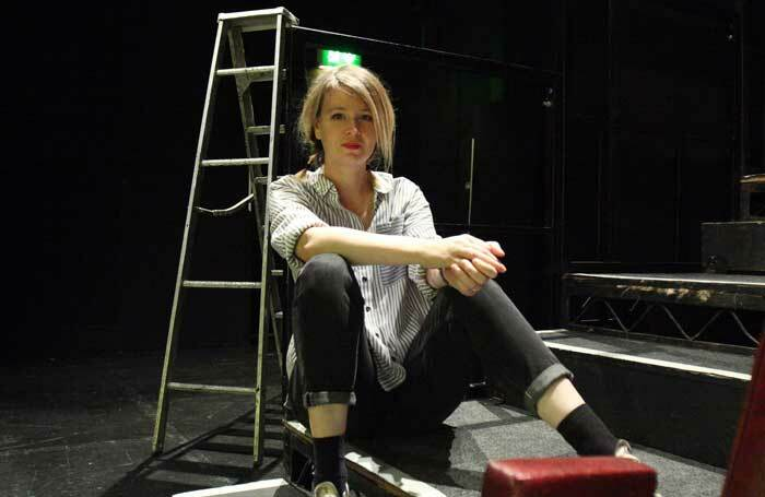 Out of Joint artistic director Kate Wasserberg. Photo: Catherine Ashmore