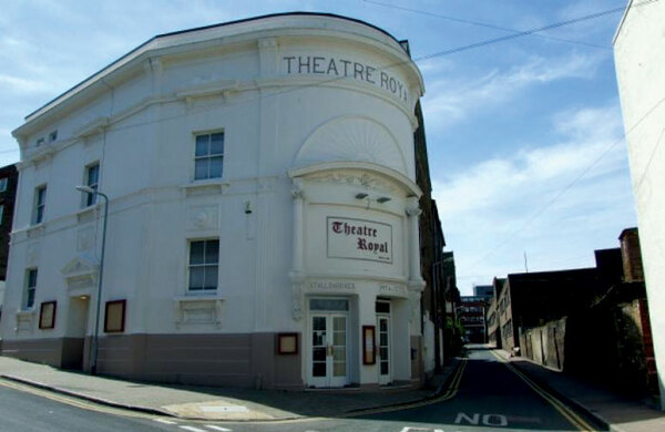 Margate's Theatre Royal on most endangered list, says Theatres Trust