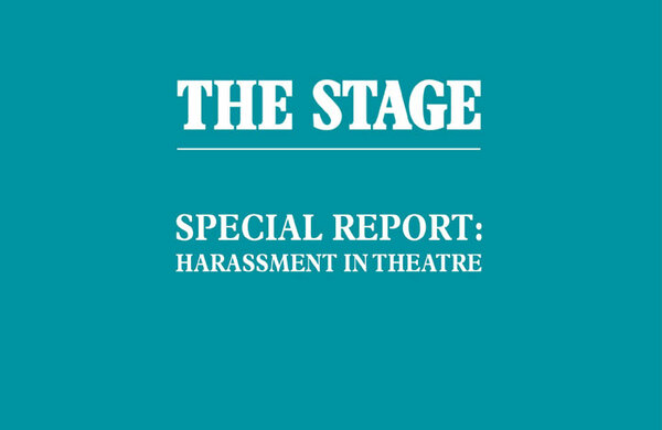 Exclusive: Study reveals extent of harassment in theatre