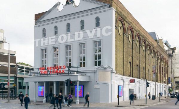Old Vic secures future funding from the Royal Bank of Canada