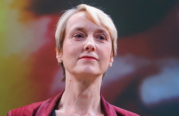 Editor's view: Talent shouldn't be pigeonholed – ask Lia Williams