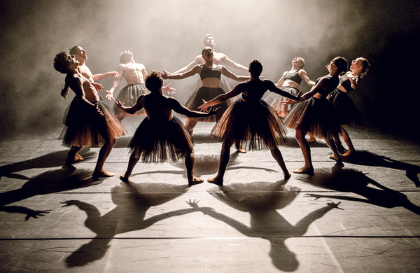 Scottish Dance Theatre: Blazing a trail for contemporary dance from Dundee to Dubai