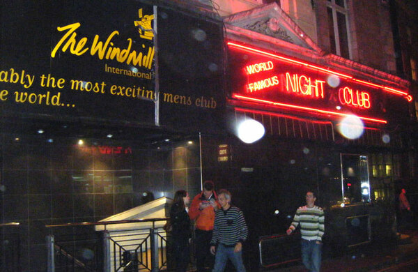 Soho's Windmill Theatre loses operating licence