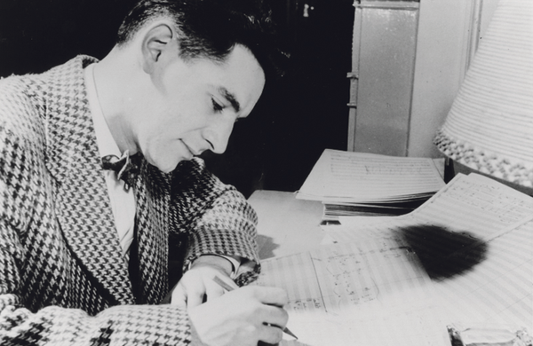 Leonard Bernstein revisited: celebrating the work of a musical chameleon