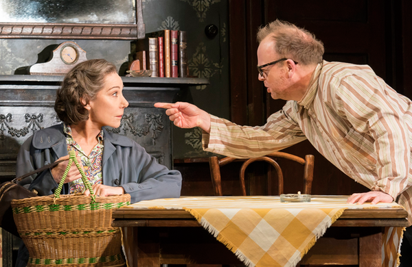 The Birthday Party at the Harold Pinter Theatre – review round-up