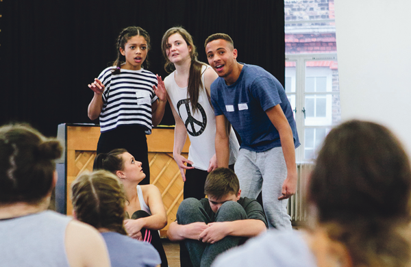 The Stage Scholarships 2018: Youth Music Theatre UK