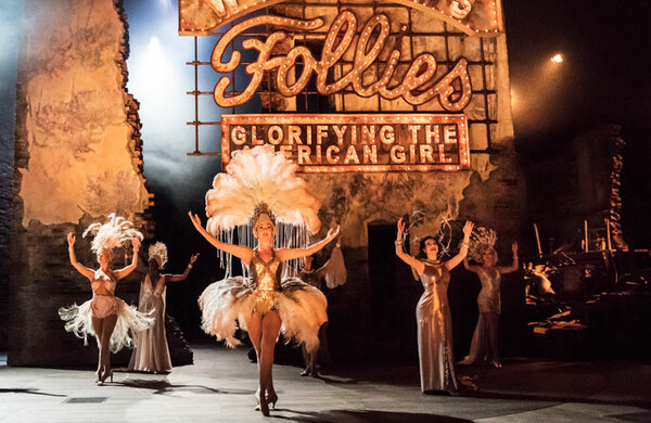 Follies to return to National Theatre and release cast recording