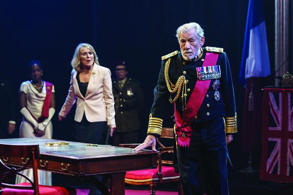 Ian McKellen's King Lear gets West End transfer
