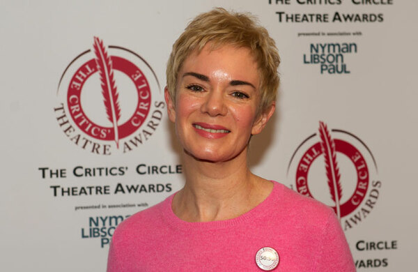 Victoria Hamilton: 'Harvey Weinstein scandal will bring real change to theatre'