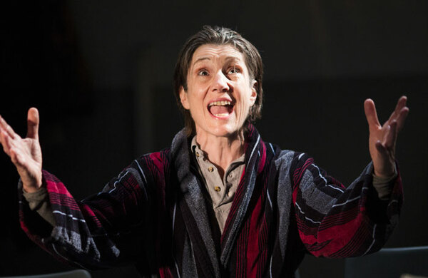 Harriet Walter becomes patron of Nuffield Southampton Theatres