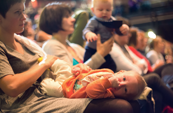 Editor's View: Flexible working for parents could halt talent drain in theatres
