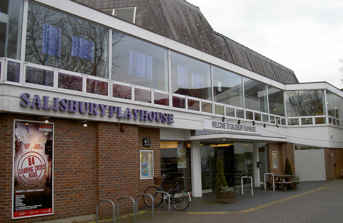 Venues South West has been launched by Salisbury Playhouse, pictured, and the Bike Shed Theatre in Exeter