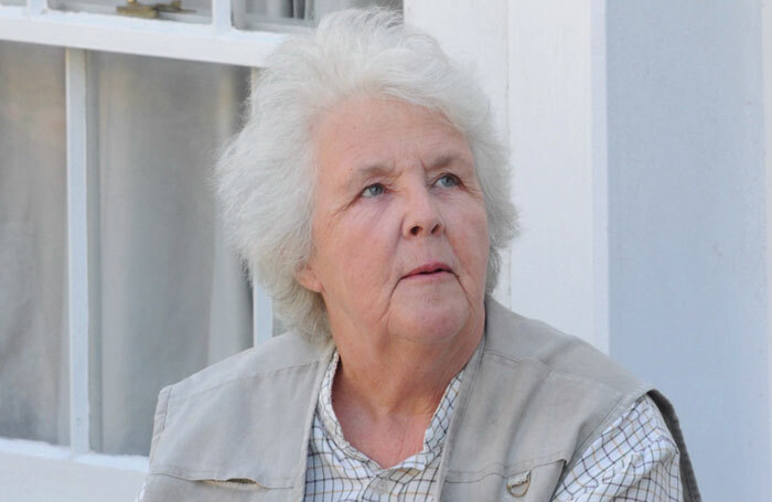 Stephanie Cole's stage fright has stemmed from her fear of letting her colleagues down