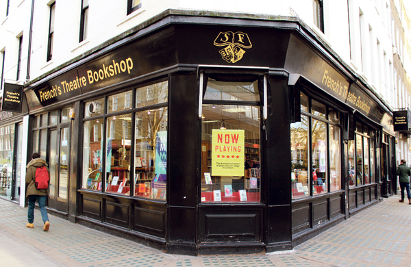 Samuel French to reopen book shop in London's Royal Court