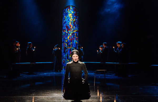 Richard Jordan: Bravery is key as artistic directors face theatre's wheel of fortune
