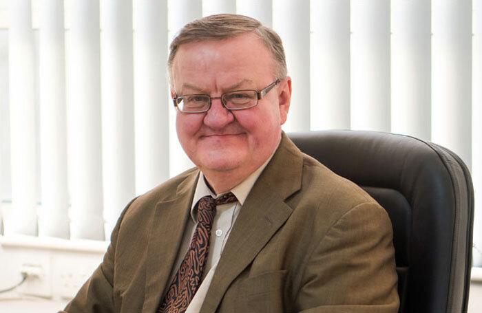 Ian Tabbron, chief executive of Shakespeare North. Photo: Alan Edwards