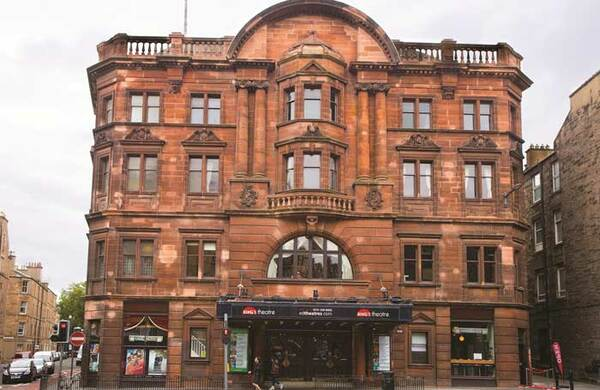 Edinburgh council commits £10m to theatre buildings across the city