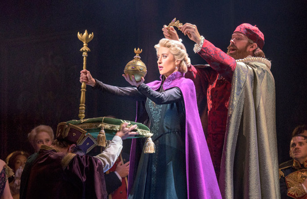 Mark Shenton's week: Frozen (no, not that one) arrives in the West End
