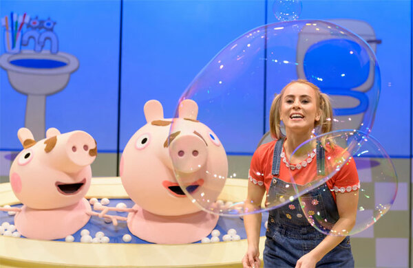 Diary: Peta's beef with Peppa pork products