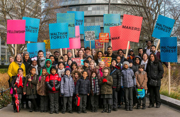 Waltham Forest wins bid to become first London borough of culture