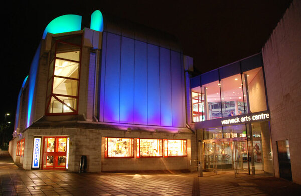 Warwick Arts Centre gets £4.2m for refurb project