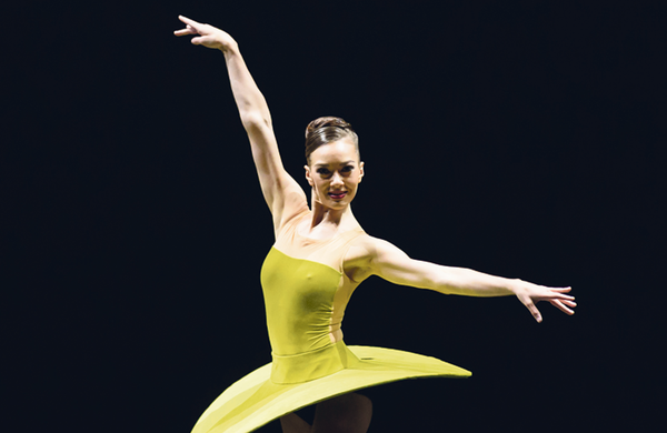 Dancer Tierney Heap: 'Until I joined the Royal Ballet, I was considering becoming a vet'
