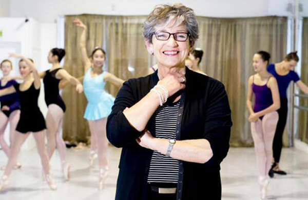 Injury forces Royal Academy of Dance chief to step down