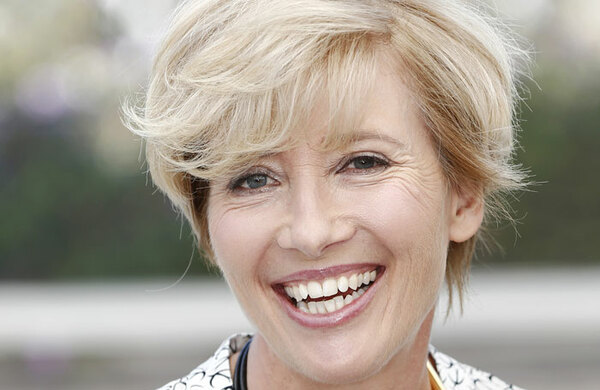 Leading actors including Emma Thompson call for gender parity on stage and screen by 2020
