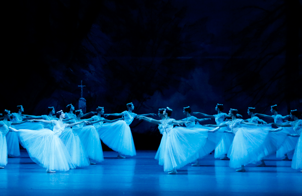 Competition: Win tickets to live screenings of Bolshoi Ballet's Giselle (starring Sergei Polunin) and Coppelia