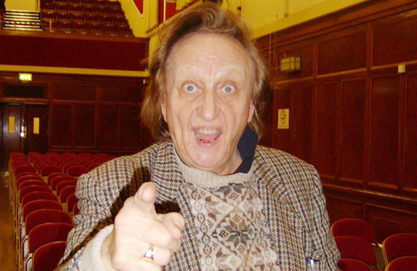 Michael Coveney: Ken Dodd was the greatest live performer I ever saw on stage