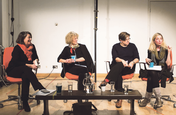Sphinx Theatre's Sue Parrish: We must break down barriers to gender parity