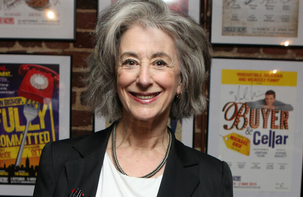Maureen Lipman: 'Lack of moral courage' is allowing harassment to go unchecked in entertainment industry