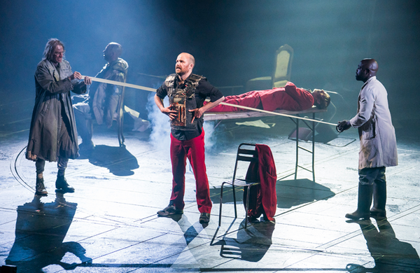 Macbeth starring Anne Marie Duff and Rory Kinnear at National Theatre, London – review round-up
