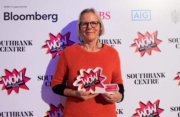 Phyllida Lloyd: 'Arts Council should stop funding companies that aren't gender-equal'