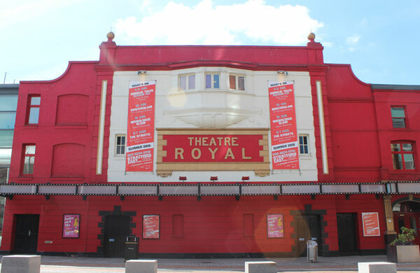 Staff overhaul at Theatre Royal Stratford East as venue ditches musicals focus