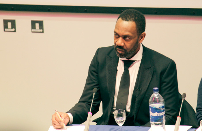Lenny Henry says the sector must fight harder to persuade government of the arts' value in the curriculum. Photo: Goldsmiths