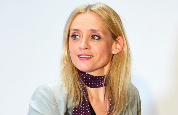 Anne-Marie Duff: 'Stage fright nearly ended my career'