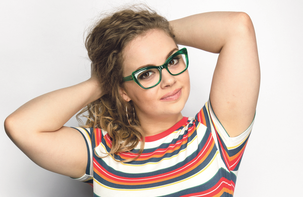 Singer and actor Carrie Hope Fletcher: 'Being on stage as myself means there's nothing to hide behind'