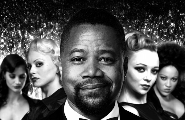Cuba Gooding Jr: 'Troubled young people need the arts'