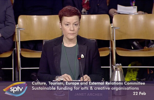 Thom Dibdin: Creative Scotland is in a crisis of its own making