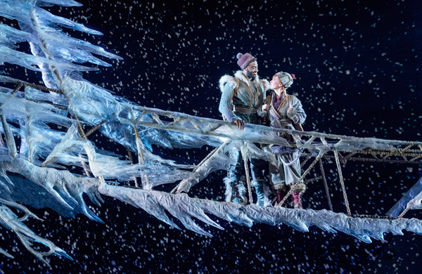 Mark Shenton: Disney's Frozen, Harry Potter and what else to watch on Broadway this spring