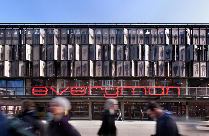 Liverpool Everyman, which was built with funding from the EU. Photo: Philip Vile