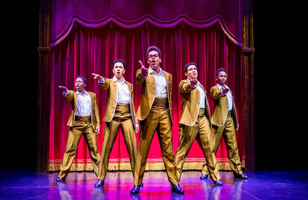Diary: Audience members on show at Motown musical