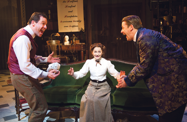 The Green Room: Is there snobbery in the business towards musical theatre?