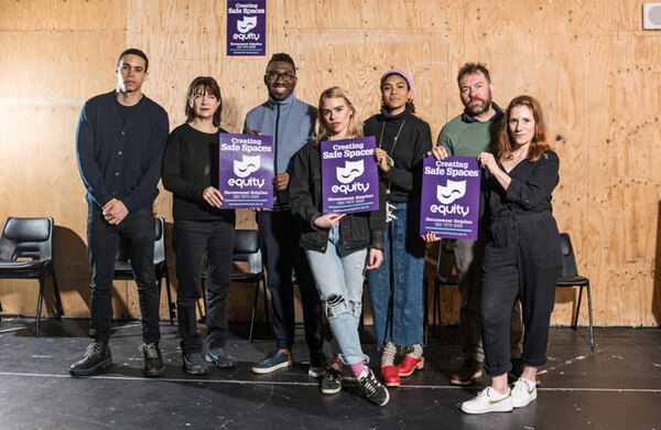 Billie Piper kick-starts Equity's anti-harassment campaign