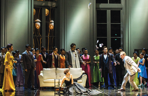 The opera houses leading a cultural boom in Asia
