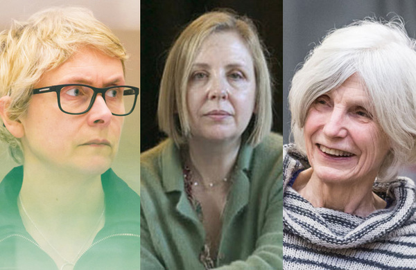 Caryl Churchill and Katie Mitchell among winners of awards celebrating women in theatre