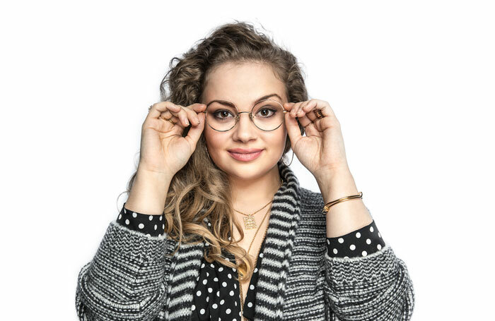 Carrie Hope Fletcher. Photo: Darren Bell