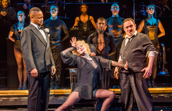 Review round-up: Chicago starring Cuba Gooding Jr at Phoenix Theatre, London